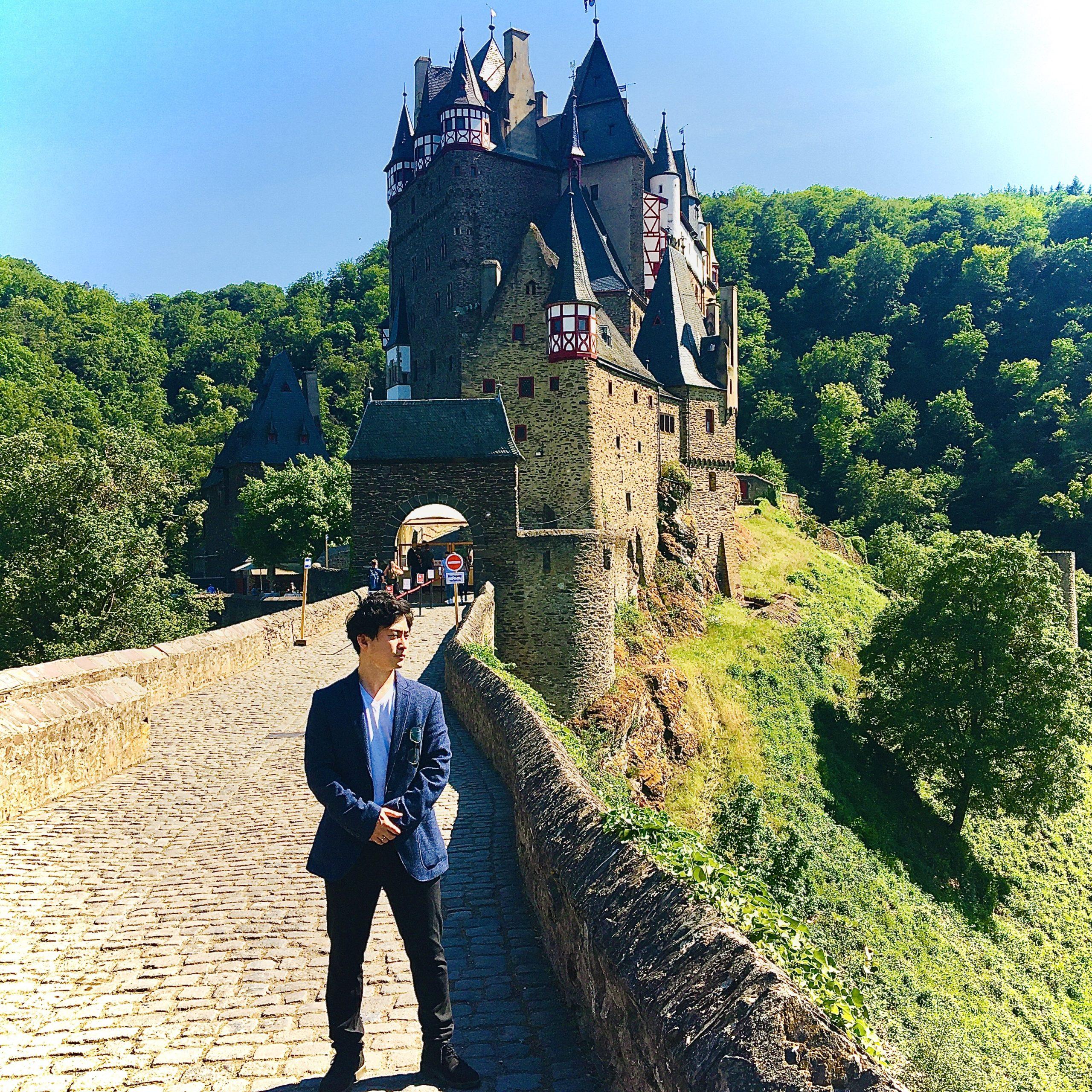 【ドイツSNS映えスポット】3大美城の一つ エルツ城  (Burg Eltz)が神秘すぎた