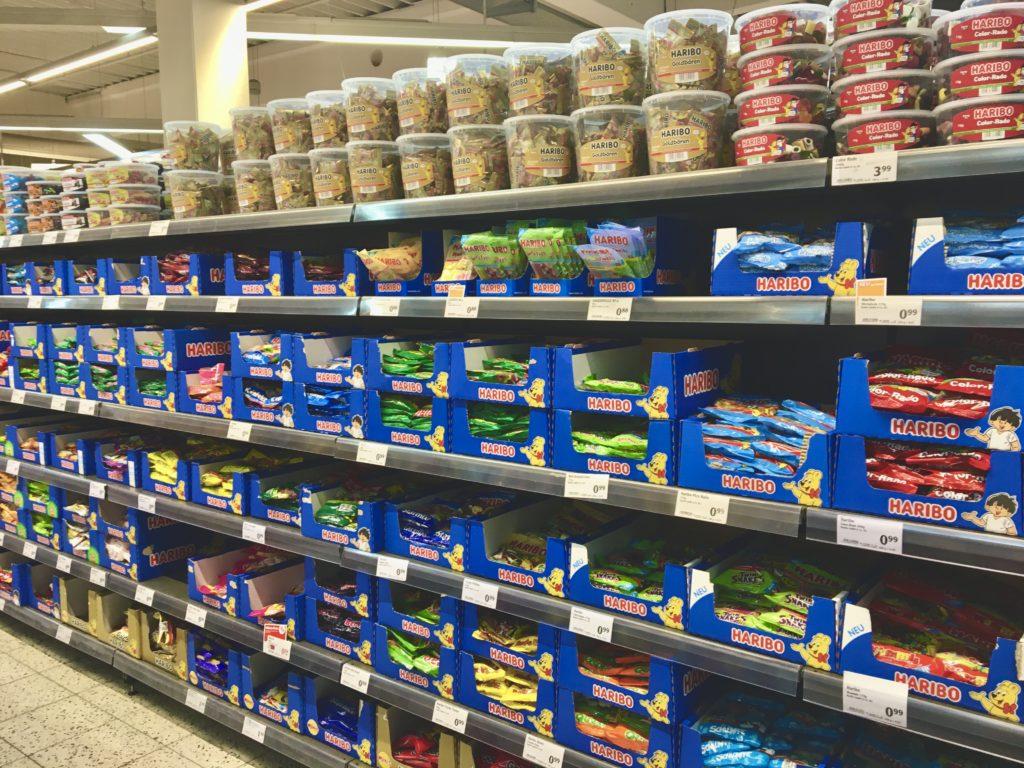 【ドイツ旅行】在住者が教える スーパーマーケットで買える 定番オススメのお土産
