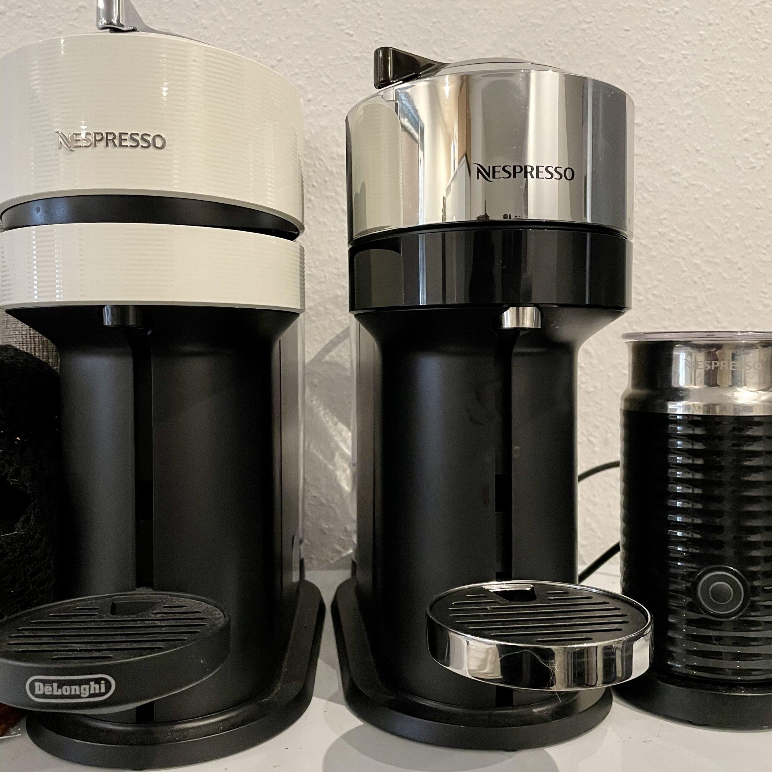 「家でちょっと贅沢なコーヒタイムを」であれば、Nespressoは最適
