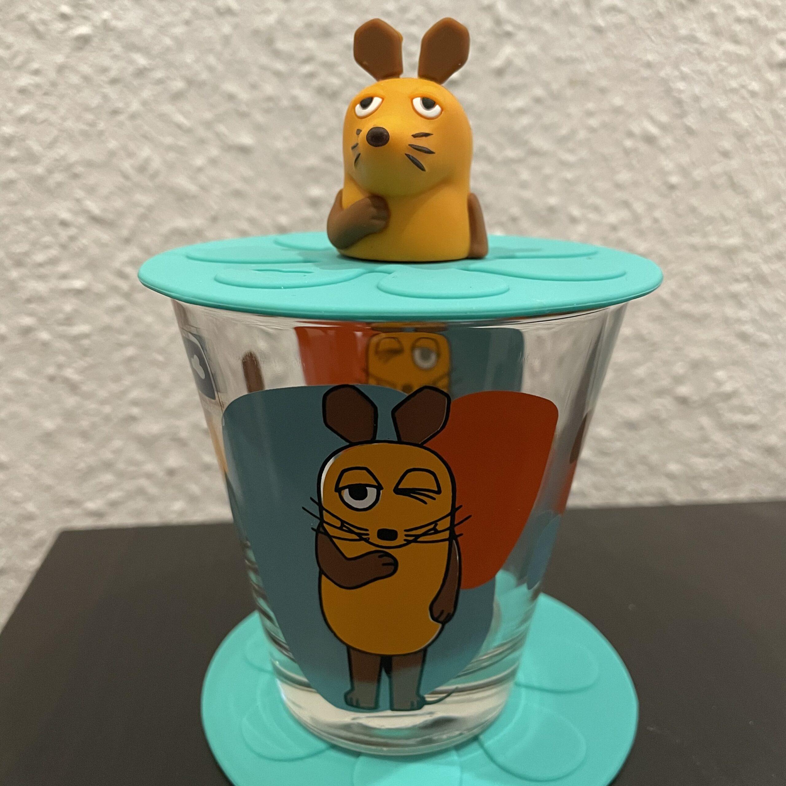 ドイツ生まれの人気キャラクターDie Maus【マウス】が50周年!!記念にグラス買ってみた。